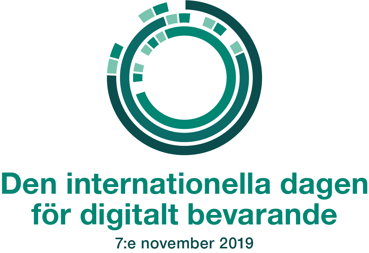 Internationella dagen för digitalt bevarande